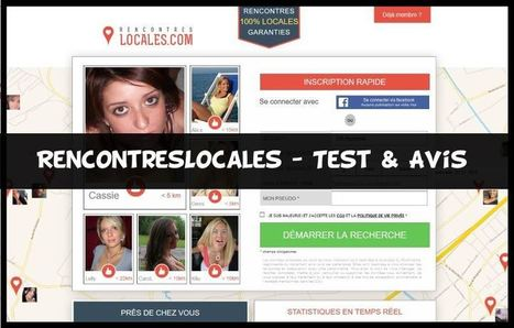 Rencontreslocales - Test & Avis | Divers | Scoop.it