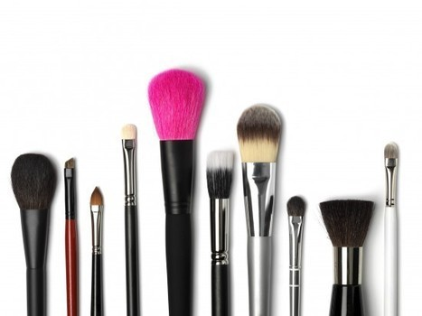 How To Clean Your Makeup Brushes Like a Pro | Makeup Zone | Scoop.it