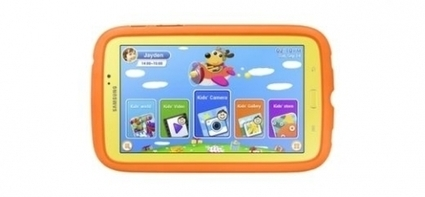 Samsung Electronics to Release Galaxy Tab 3 Kids | Korea IT Times | Kids and Things | Scoop.it