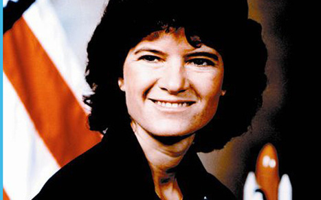 Sally Ride, First American Woman in Space, Dies | Prozac Moments | Scoop.it