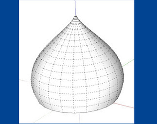 Onion Dome Creator, A Great SketchUp Plugin | SketchUp Library | Scoop.it