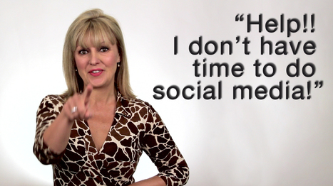 How To Manage Your Time On Social Media   Social Media & Sports   Scoop.it