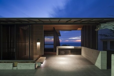 In Harmony with the Environment: Wind-dyed House, Japan | Top CAD Experts updates | Scoop.it