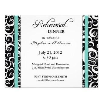 Customizable Rehearsal Dinner Invitations | Wedding Photography | Scoop.it