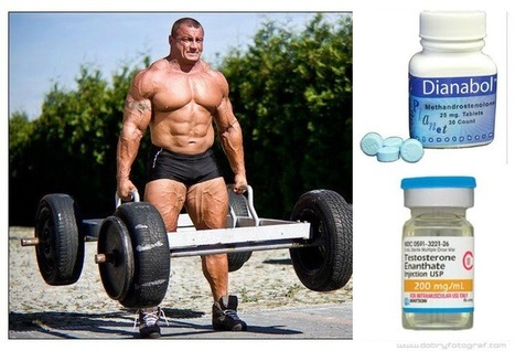 The benefits of a 8 weeks stack of testosterone Enanthate and Dianabol for a powerlifter - What are Steroids - Online BlogWhat are Steroids – Online Blog | Bodybuilding | Scoop.it
