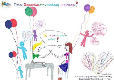 Lia's blog | Δημιουργίες μαθητών για την Ημέρα του Ασφαλούς ... | Learning Online | Scoop.it