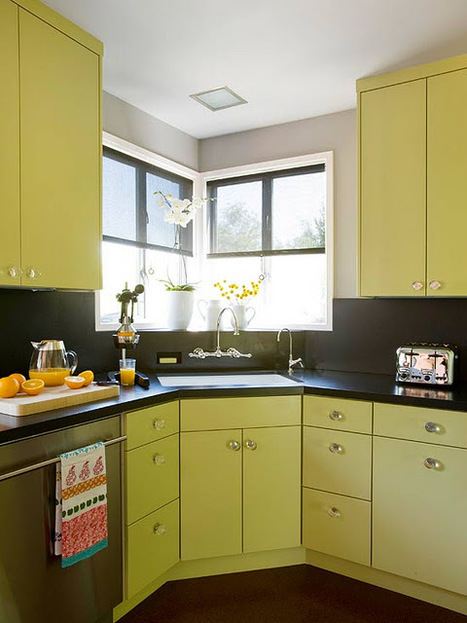 Modern Furniture: Green Kitchen Design New Ideas 2012 | What Surrounds You | Scoop.it