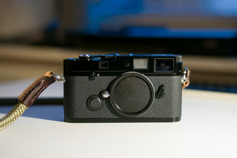 Leica MP review | Børge Indergaard | Leica M & Leica Q | Scoop.it