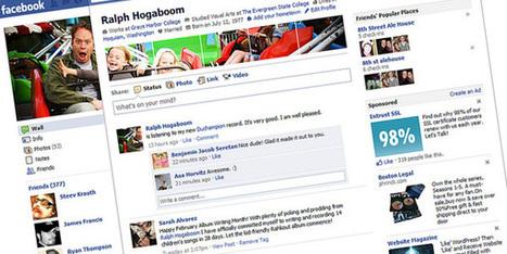 We onthouden Facebook-updates beter dan gezichten - Scientias.nl | Scriptie sources | Scoop.it