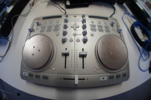 Vestax Spin2 in the worxlab - briefly [Video] - DJWORX | DJing | Scoop.it