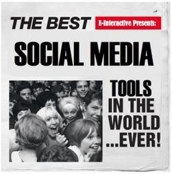 Las 30 mejores herramientas en Redes Sociales - Social Media Optimization, Trucos Semanales E-Interactive en e-interactive | Competencia Digital en ELE | Scoop.it