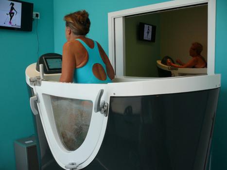 J'ai testé l'aquabiking individuel - Cöté Quimper | Beaute | Scoop.it