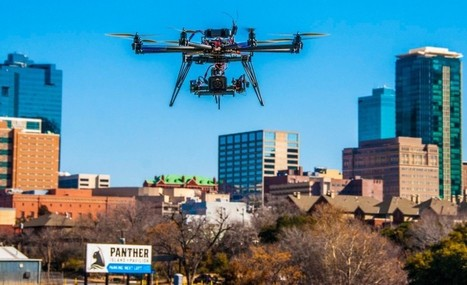 Drones are taking over filmmaking, here's why | Radio Show Contents | Scoop.it