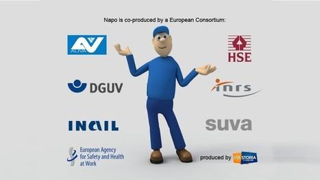 Napo, héros de la communication sur la santé au travail | Santé Sécurité Hygiène Environnement PROPRETE | Scoop.it