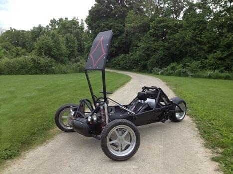 Diamondback Leaning Trike   30Npire   30Npire   Scoop.it