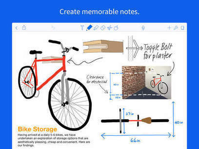 iPad Insight - iPad App of the Week: Notability | Resources and ideas for the 21st Century Classroom | Scoop.it