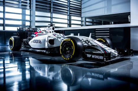 F1 news: Williams unveils FW38 for 2016 Formula 1 season   Boxkarts   Scoop.it