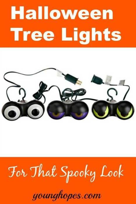 Halloween Tree Lights for Haunted House • | All Occasion Gifts | Scoop.it