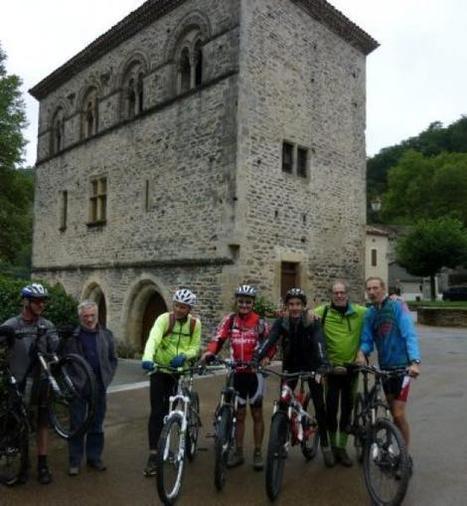 Burlats. Le tour du parc régional en VTT - LaDépêche.fr | Parc régional du haut Languedoc | Scoop.it