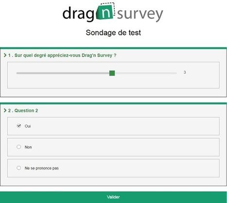 DragnSurvey : le sondage en ligne particulièrement réussi ! | SEO et le marketing des Réseaux Sociaux | Scoop.it