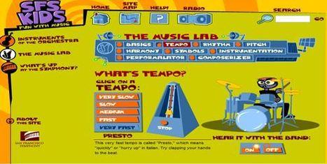 The Music Lab - Make a Tune | mmmainfantics: Podemos aprender si estamos dispuestos a equivocarnos | Scoop.it