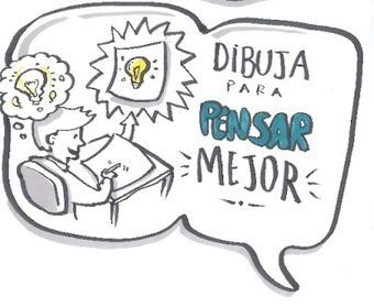 La Metodología en la Educación.: VISUAL THINKING ¿QUÉ ES? ¿PARA QUÉ LO UTILIZAMOS EN LA ESCUELA? | iEduc@rt | Scoop.it