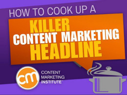 Increase Content Marketing Success With Helpful Headline Tips & Tools | Wood Street Content Marketing Collection | Scoop.it