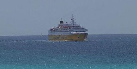 Corsica Ferries: l'avarie non déclarée d'un ferry émeut les syndicats - BFMTV.COM | sncm | Scoop.it
