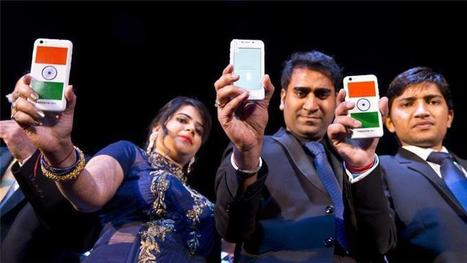 Indian company launches smartphone for less than $4 | Public-Private Duality, Economic Crisis, and New Financial Trends | Scoop.it