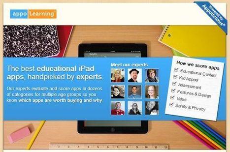 El servicio de descubrimiento de aplicaciones móviles, Appolicious, lanza su plataforma específica para estudiantes | Recull diari | Scoop.it