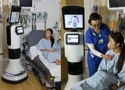 RP-Vita : le robot médecin par téléprésence | le monde de la BD | Scoop.it