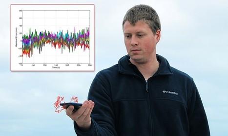 Crean un sistema GPS cien veces más preciso   Educacion, ecologia y TIC   Scoop.it