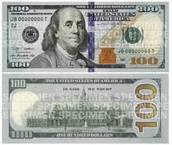 New $100 bills finally hit the street   Economics   Scoop.it