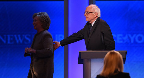 Sanders Beats Clinton in Indiana Primary | Global politics | Scoop.it