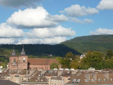 Saint-Dié-des-Vosges, la capitale des géographes - The Conversation | Nuevas Geografías | Scoop.it