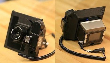 Lomography isn't fun anymore thanks to this $24000 Holga camera - Digitaltrends.com | foteka | Scoop.it