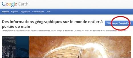 Suivre le trajet de l'Expédition avec Google Earth - Expédition 7e Continent | Expédition Atlantique Nord | Scoop.it