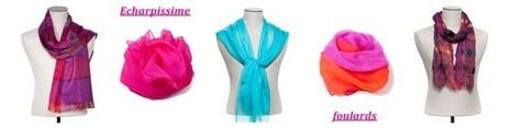 Foulards d'été - Nouveautés Echarpissime - Girltendance | Presse et Blog | Scoop.it