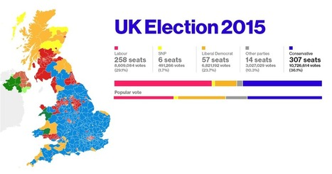 This Interactive Map Tells You Everything You Need to Know About the 2015 U.K. Election | Modern Geospatial Analysis | Scoop.it