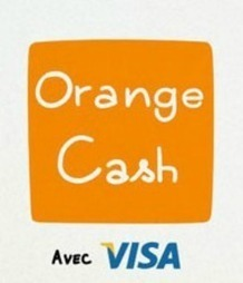 Orange Cash paiement NFC
