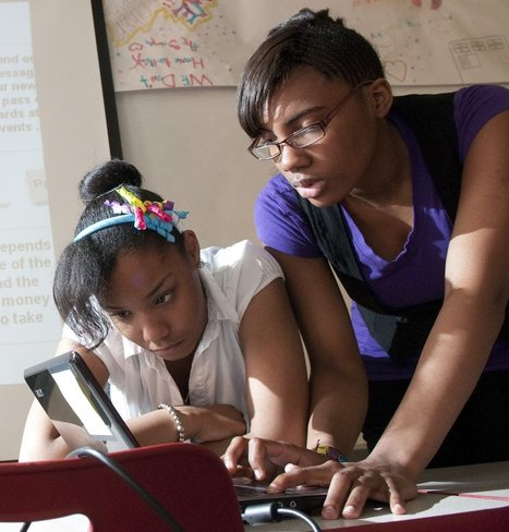 Tackling the tech gender gap by teaching girls to code | Eskills4Future | Scoop.it