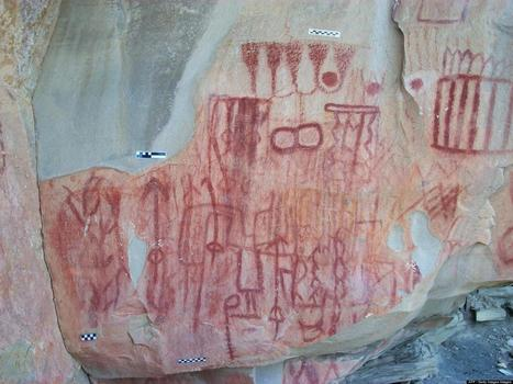 Mexico: Archaeologists Find Priceless Cache Of Cave Paintings | Huff Post | Communication | Scoop.it