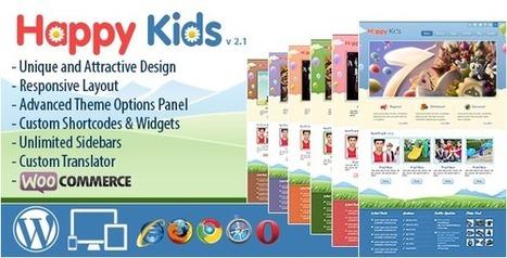 Education WordPress Themes Best and Responsive ~ Free WordPress Themes - WP Themes Daddy   Free Wordpress Themes   Scoop.it