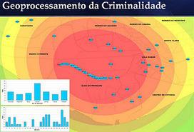 Blog do Ivenio: Geoprocessamento e Segurança Pública | Geoprocessing | Scoop.it