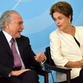 Vice-president Temer virtually announces split of Brazil's coalition government @investorseurope | Taxing Affairs | Scoop.it