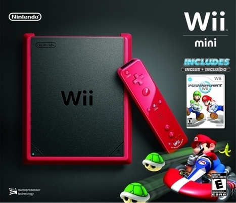 Nintendo Releases Its Wii Mini Console To The US In November - GadgetPlug | Gadget Plug | Scoop.it