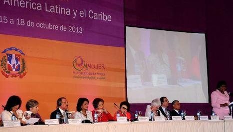 Sigue EN VIVO la XII Conferencia Regional sobre la Mujer de América Latina y el Caribe - Santo Domingo | Genera Igualdad | Scoop.it