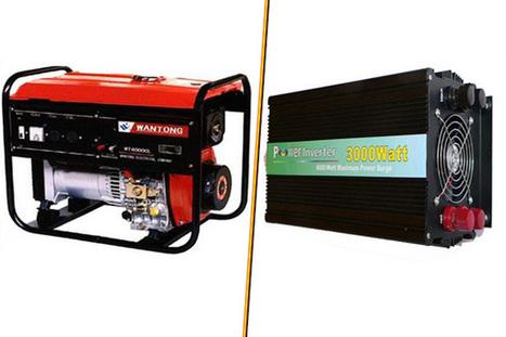 Inverter Vs. Generator - Part 2 - X vs Y | Miamilxlimo.com | Scoop.it