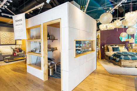 Sonos Is Selling A Whole Sensory Experience Through Strategic Retail Partnerships | Retail and Technology | Scoop.it