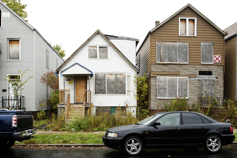 The Chicago-area's abandon property | Real Estate Plus+ Daily News | Scoop.it